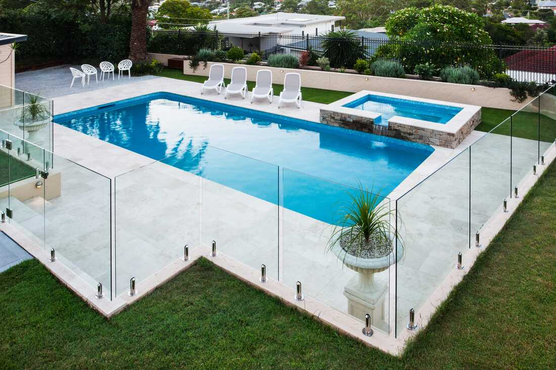 Glass Pool Fencing Northern Beaches Frameless Glass Balustrades Fences Balconies In Sydney